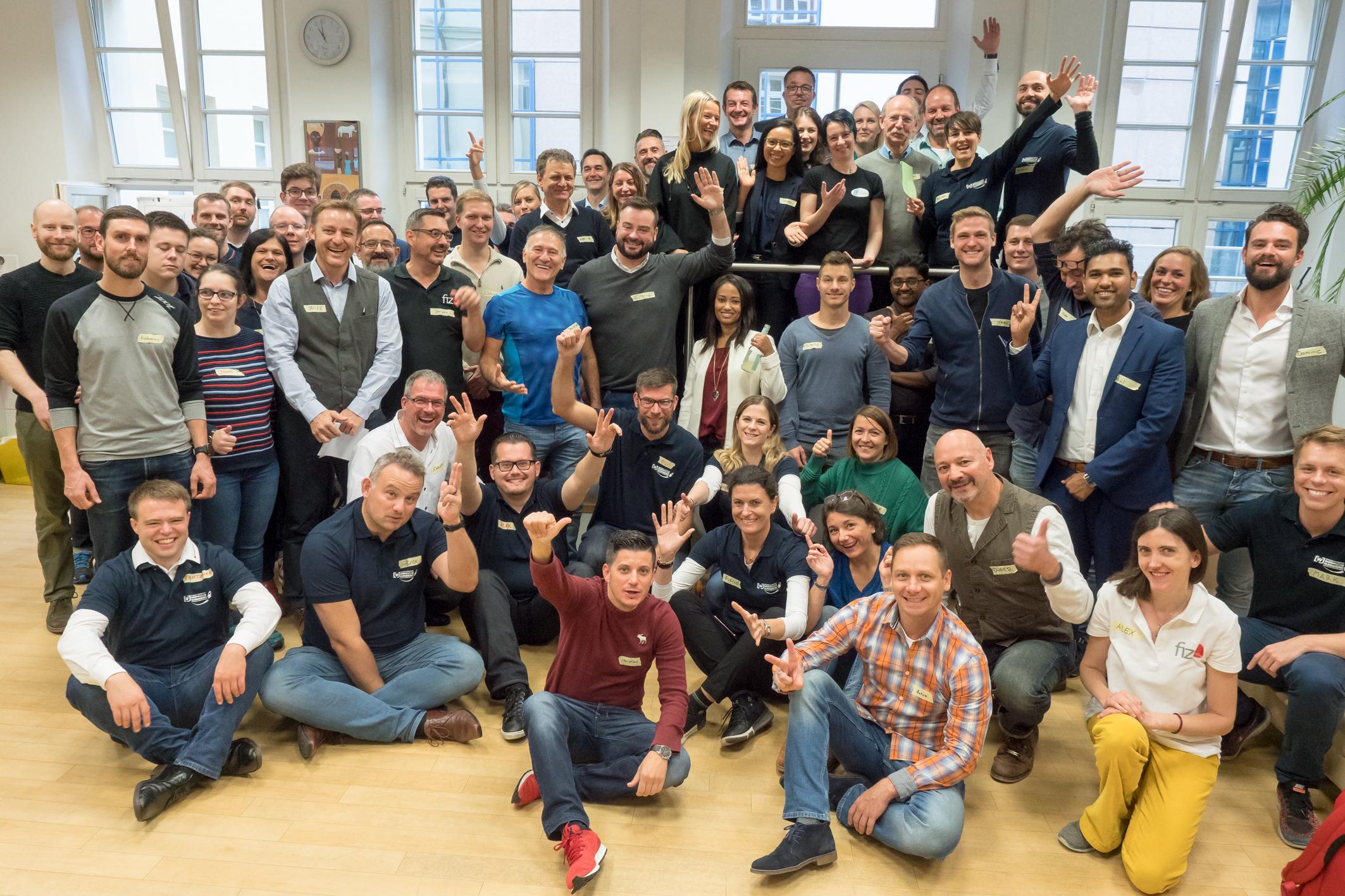 Gründer Barcamp 2019