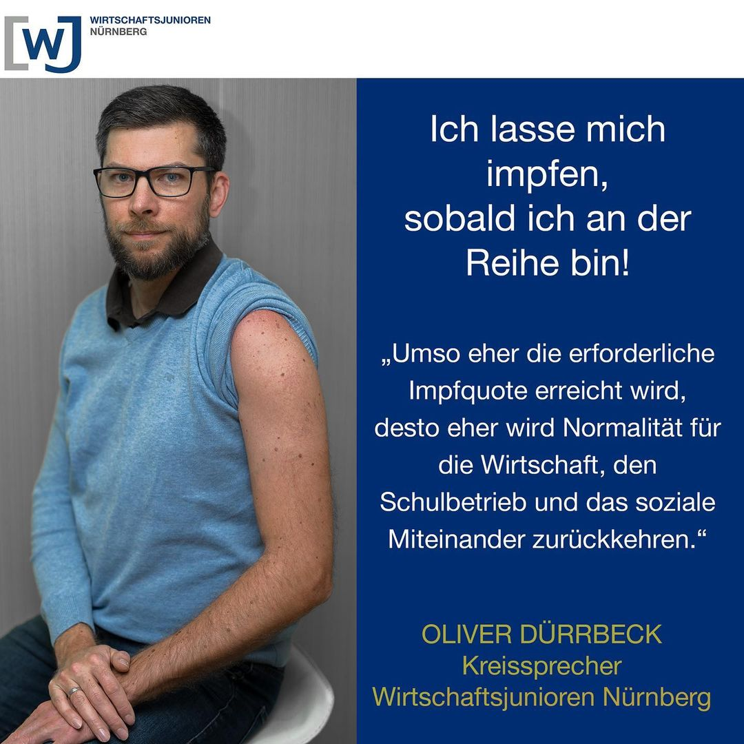 Impfkampagne WJN Oliver