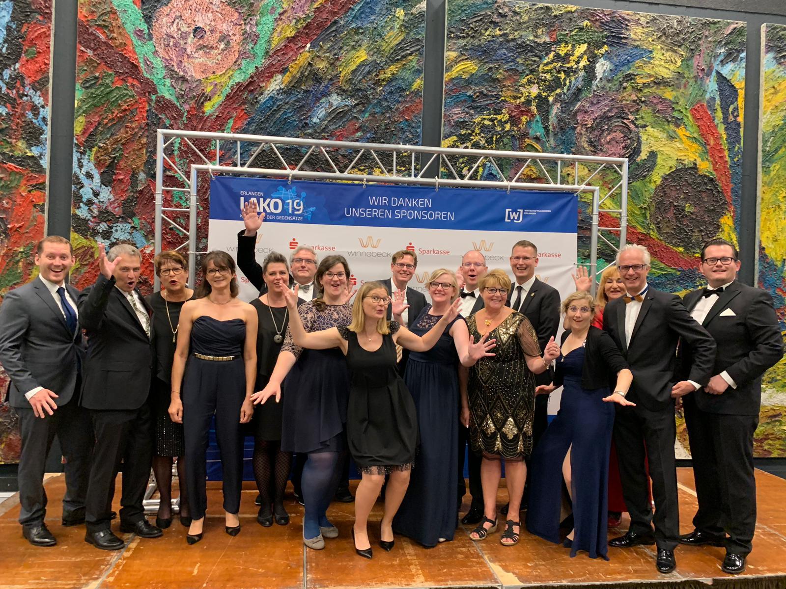Die WJ Nürnberg auf der Lako 2019 in Erlangen