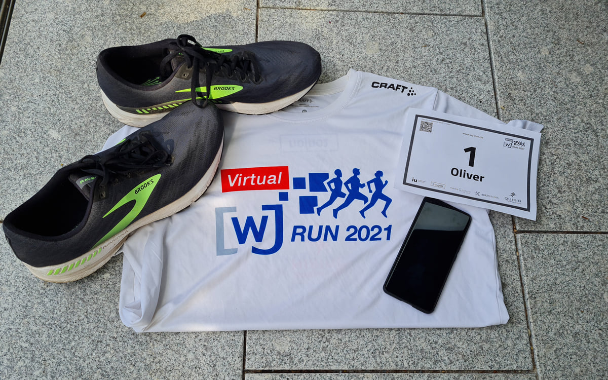 Start WJ Run